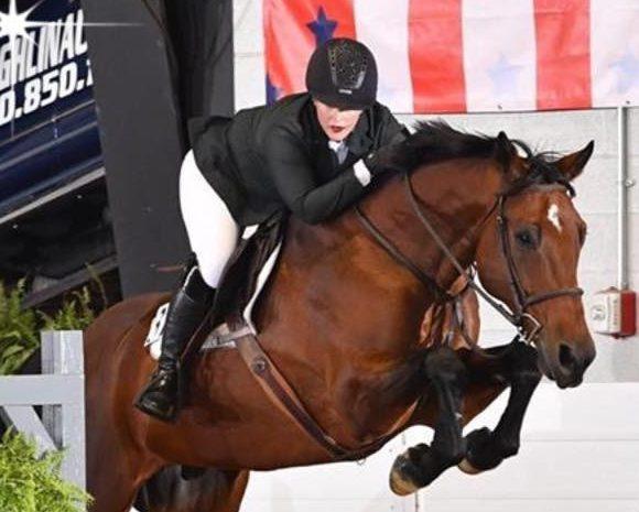 calming HorseScents user Petey and Lindsay Langan